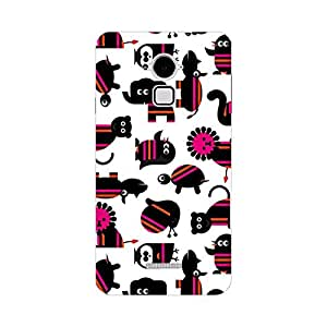 Coolpad Note 3 Lite Cover, Premium Quality Designer Printed 3D Lightweight Slim Matte Finish Hard Case Back Cover for Coolpad Note 3 Lite-Giftroom-635