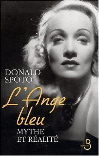L'Ange bleu : La Vie de Marlne Dietrich