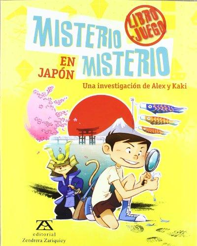 Misterio misterio en Japón