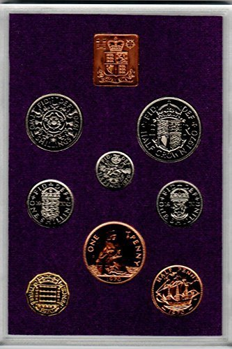 1970 Proof British Set complete ...