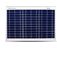 Plaza 25 Watt Polycrystalline Solar Module Range 12 Volt Solar Panel for DC Connection