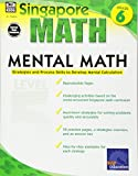 Mental Math: Strategies and Process Skills to Develop Mental Calculation, Grade 6 (Level 5) (Singapore Math)