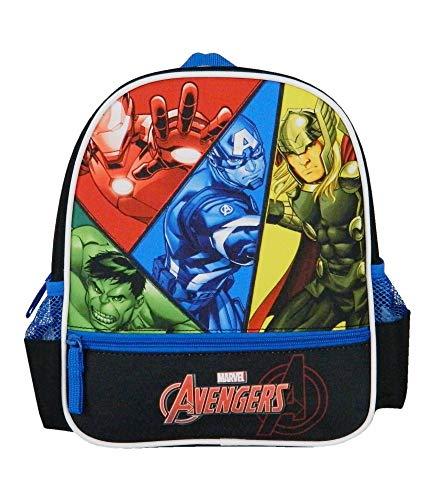 Bagtrotter Sac à Dos Marvel Avengers 25cm Noir