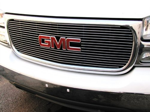 2000-2006-gmc-yukon-upper-billet-grille-with-logo-opening-by-grillcraft