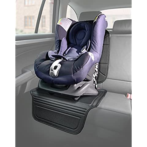 Venture Protector de asiento de dos etapas (negro)