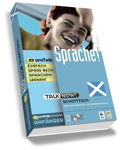 Preisvergleich Produktbild Talk Now Learn Scots Gaelic: Essential Words and Phrases for Absolute Beginners (PC/Mac)