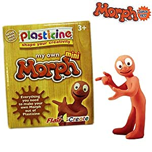 My own mini Morph plasticine kit