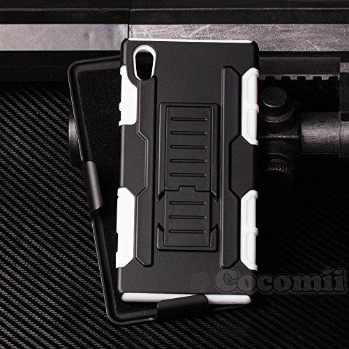 Cocomii Robot Armor Sony Xperia M4 Aqua Funda Nuevo