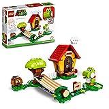 LEGO 71367 Super Marios Huis en Yoshi - uitbreidingsset, bouwspel