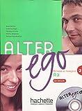 Alter Ego DELF A2 Niveau 2 - Méthode de français (1CD audio)