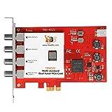 TBS 6522 DVB Multi Standard Doppel-Tuner, PCIe TV-Karte