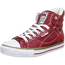 ATOLL 2.0 B31-3715, Damen Sneaker, Rot (red 3), EU 38 British Knights