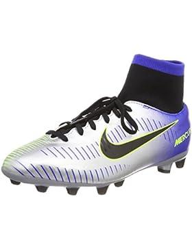 Nike Jr Mercurial Vctry6 DF NJR Agp, Zapatillas de Fútbol Unisex Niños