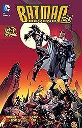 Batman Beyond 2.0, Vol. 2: Justice Lords Beyond by Kyle Higgins (2015-03-17)