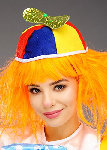 Erwachsenen Tweedle Dum oder Tweedle Dee Style Propeller Hut (Erwachsenen Dum Dee Tweedle Tweedle Kostüme Und)