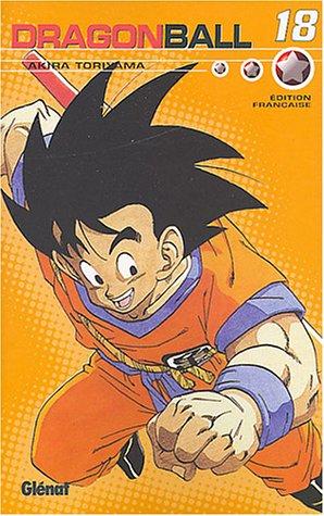 Dragon Ball, volume double 18 (tomes 35 et 36) (Manga)