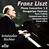 Richter plays Liszt - Klavierkonzerte Nr. 1 & 2 / + -
