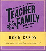 Original Famous Teacher's Brand: Old-fashioned Rock Candy Kit - Age-old Wisdom - Proven Products (Original Famous Teacher Family Brand Mini Kits)