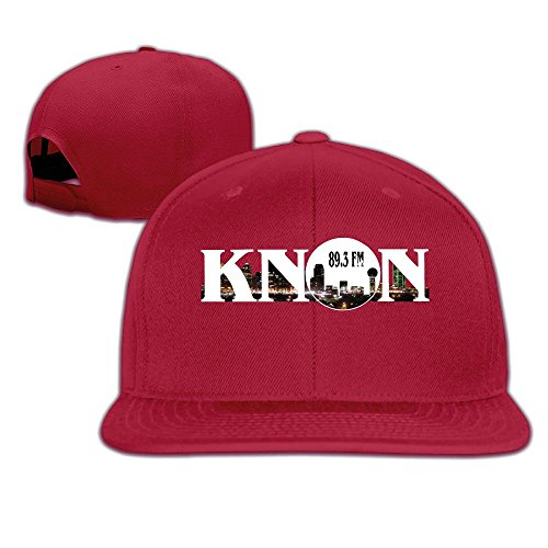 thna-old-crow-medicine-show-logo-adjustable-fashion-baseball-cap-red