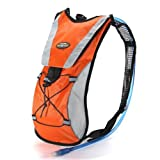 Well-Goal Multi-Color Hydration Pack Water Rucksack Backpack Cycling Bladder Bag Cycling Bicycle Bike/Hiking Climbing Pouch