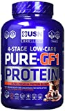USN Pure Protein GF1 Low Carb Protein Shake, Chocolate – 2.28 kg