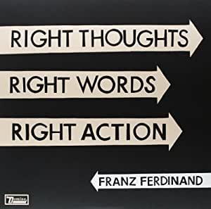 Right Thoughts,Right Words,Right Action [Vinyl LP] [Vinyl LP] [Vinyl LP]