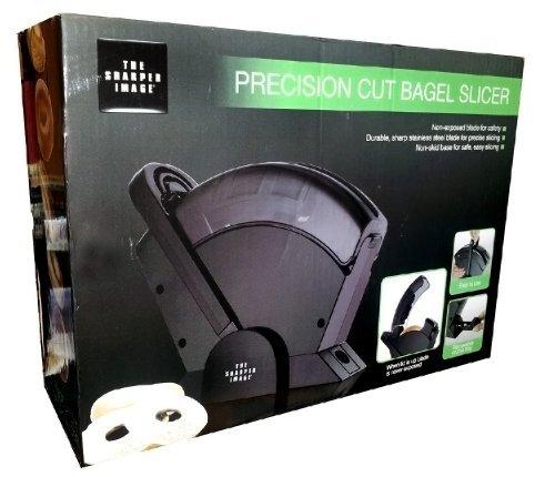 the-sharper-image-precision-cut-bagel-slicer-by-the-sharper-image
