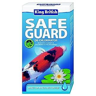 King British Safe Guard - De-Chlorinator for Ponds, 500ml 18