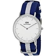 Reloj mujer Cuarzo Daniel Wellington Glasgow Silver 0602DW