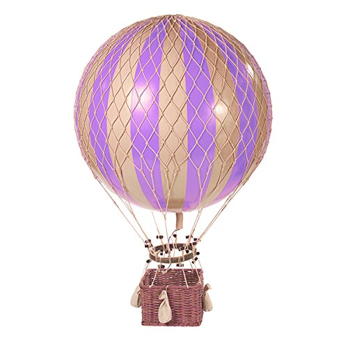Authentic Models Ballon Travels Light Violett (18cm) Limitierte Edition