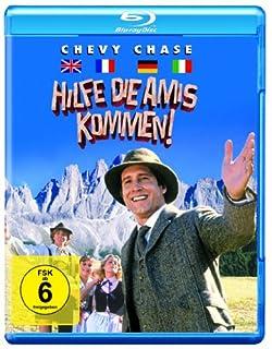 Hilfe, die Amis kommen [Blu-ray]