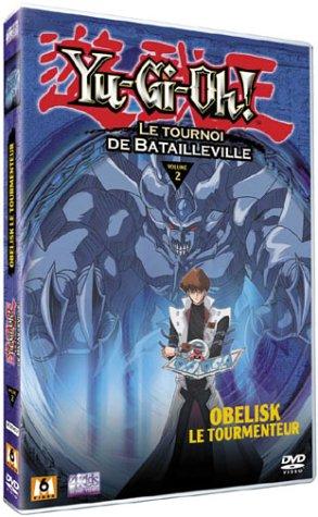 Yu-Gi-Oh ! - Saison 2, Partie 2 - Le Tournoi de Batailleville : Obelisk le tourmenteur