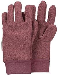 Sterntaler Fingerhandschuhe für Kinder, Violett (Pflaume)