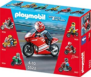 PLAYMOBIL 5522 - Superbike