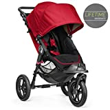 Baby Jogger BJ13430GSA City Elite-Kinderwagen, rot