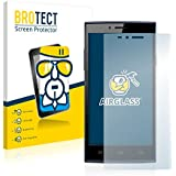 BROTECT AirGlass Flexible Glass Protector for THL T6C Screen Protector Glass - Extra-Hard, Ultra-Light