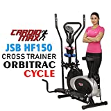 Best Ellipticals - Cardio Max JSB HF150 Orbitrac Exercise Cycle Elliptical Review