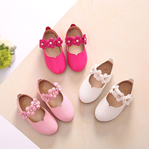 Kinder Schuhe Xmansky Mädchen Mode Blumen Kid Shoes Solid Alle Match Casual Anti Rutsch Design Schuhe Rosa