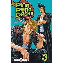 Ping Pong Dash !!, Tome 3