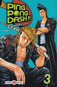Ping Pong Dash !! Edition simple Tome 3