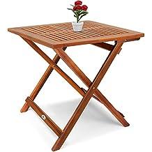 Amazonfr Table Pliante Bois