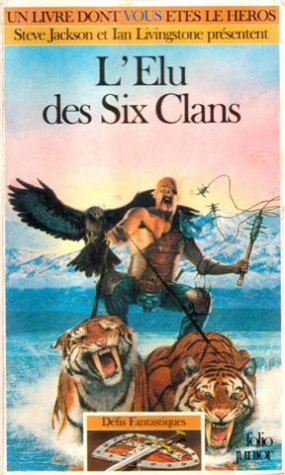 Elu des six clans par Luke Sharp