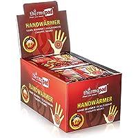 Thermopad Handwärmer | kuschlig weiches Wärmekissen | 12 Stunden wohltuende Wärme von 55°C | angenehme Taschenwärmer | 30er Pack