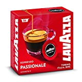 Capsule Lavazza A Modo Mio Espresso Passionale - 2 confezioni da 36 capsule [Tot. 72 capsule]