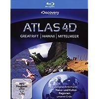 Discovery Atlas 4D [Blu-ray]