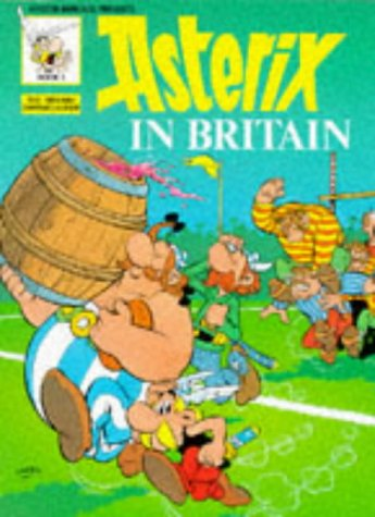 Asterix in Britain (version anglaise)