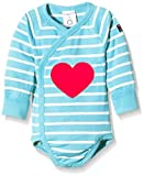 Polarn O. Pyret Unisex Baby Body Colourful Stripe With Motif