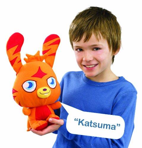 Image of Moshi Monsters Mosh N Chat Katsuma Soft Toy