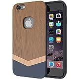 iPhone 6s Funda ,Slicoo® Nature Series Funda delgada bien hecha de cubierta para el iPhone 6/6s [Garantía para toda la vida]