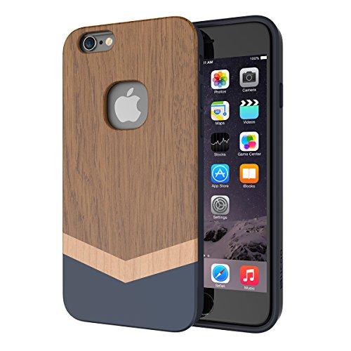 iPhone 6s Funda ,Slicoo® Nature Series Funda delgada bien hecha de cubierta para el iPhone 6/6s [Garantía para toda la
